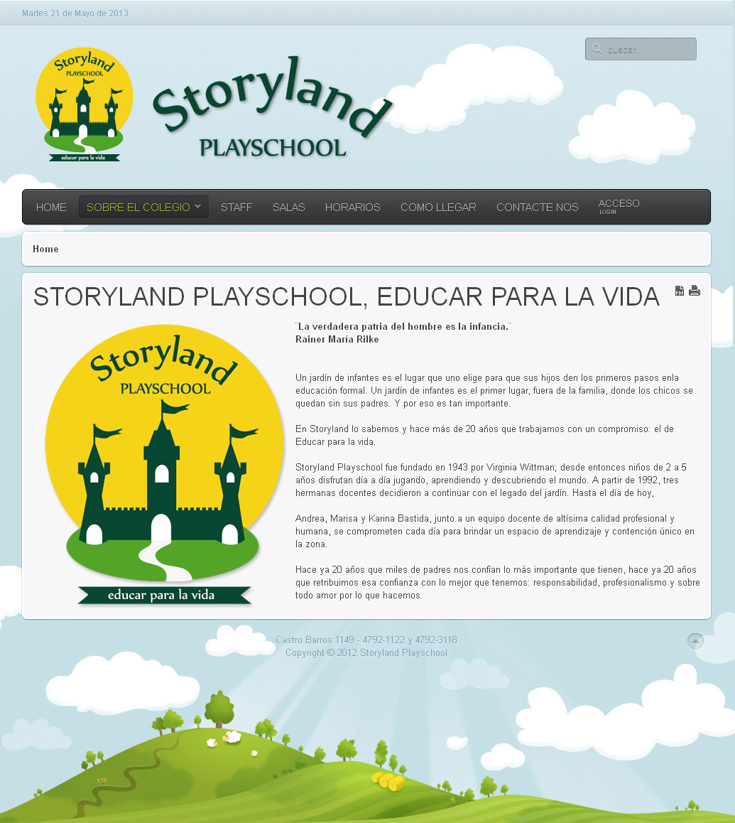 Strory Land Playschool